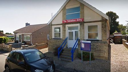The Soham Salvation Army is holding a Christmas carol service this Sunday December 3. PHOTO: Google