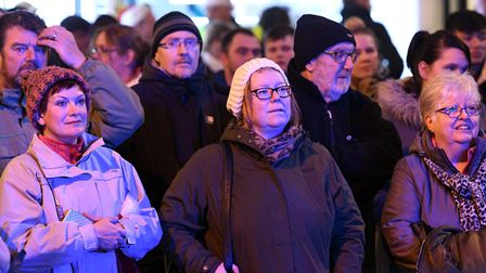 Chatteris Lights switch-on
