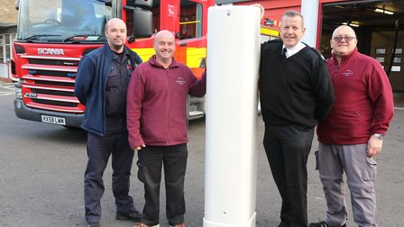 Cambridgeshire Fire and Rescue Service partners with Luminus to protect vulnerable residents