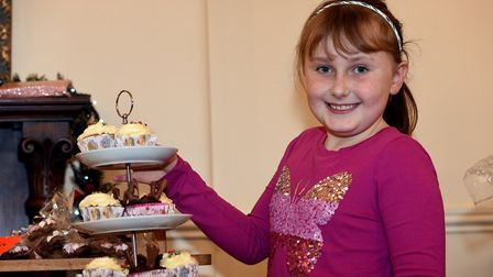 Christmas fayre is great success at Wisbech care home. PHOTO: Ian Carter
