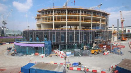 July 20 2016 - The New Papworth Hospital recieves a £40m investment programme. PHOTO: NHS