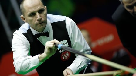 Joe Perry has been in fine form at the UK Championship. Photo: Tai Chengzhe/World Snooker