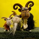Three Billy Goats and Other Furry Tales