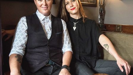 O'Hooley & Tidow will perform at Boo Hewerdine's eighth annual Christmas Show.