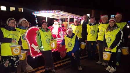 The Rotary Clubs of Ely will combine once again to help Father Christmas on his tour of the city.
