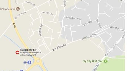 Police in Ely are warning about a spate of burglaries in the west of the city