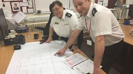 """""""The community fire safety team covers a wide range of activity to keep people across the county saf"""