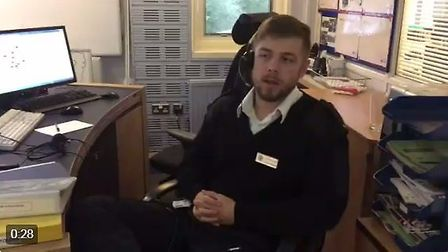 """In a video: """"What's it like working in our Combined Fire Control?"""" #OurDay #TeamCambs"""