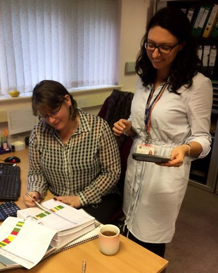 """""""Budget preparation is the top priority for the Finance team #OurDay #TeamCambs"""""""
