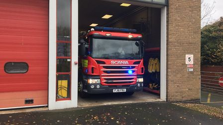 """""""Phil is doing his driving reassessment this morning #OurDay #TeamCambs"""""""