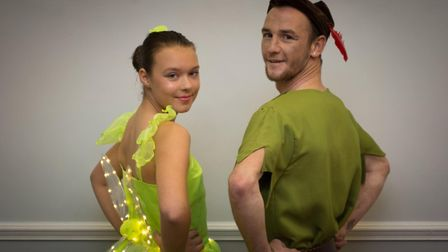 Peter Pan is to be staged on December 8, 9 and 10 at Littleport Village Hall.