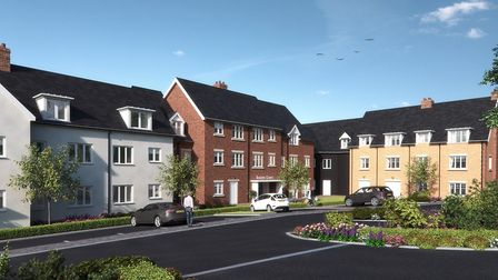 Developers of Rosyln Court in Ely are calling for community groups to apply for charity funding.