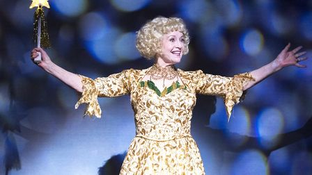 Liza Goddard (Fairy Beansprout)