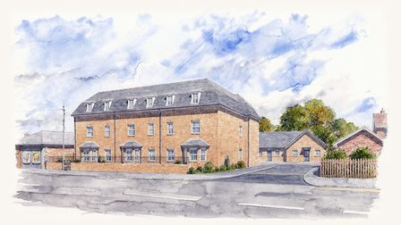 Plans for 18 apartments for disabled people in Chatteris will go on display on December 14.