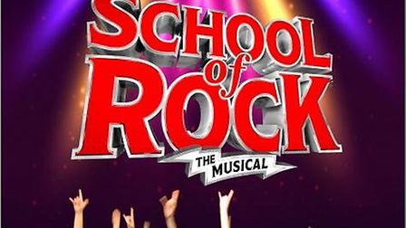 School of Rock the Musical comes to Chatteris at Cromwell Community College