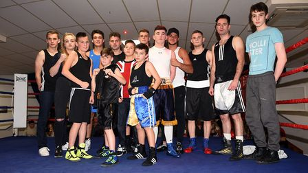 Fighters from across the country stepped through the ropes at March ABC's dinner show on December 1.