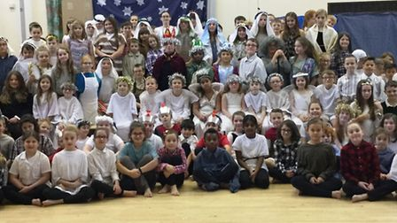 All Saints Inter-Church Academy - Key Stage Two - Performance of 'Bethlehem the Musical'