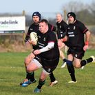 Action from March Bears' 47-28 win over St Ives 2nds. Photo: Ian Carter