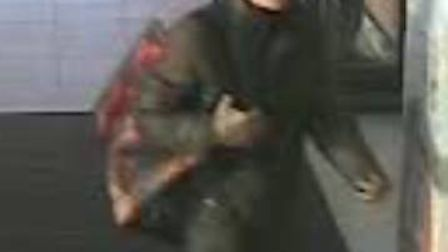 Do you recognise the two men and one woman pictured in the CCTV footage in connection with the theft