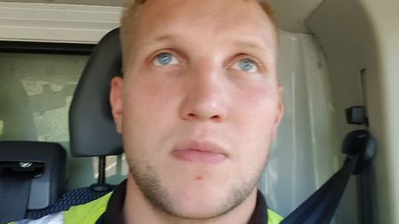 Nathan Pryke is one of six people arrested across the country for allegedly being a member of an ill