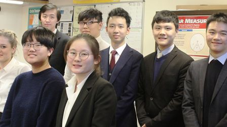 King's Ely maths students win 21 awards including golds, silvers and bronzes at competition