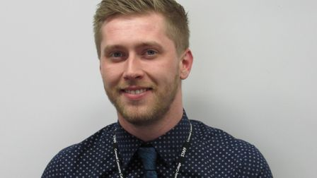 Cromwell Community College teacher Louis Sugden is heading to Houses of Parliament for workshop