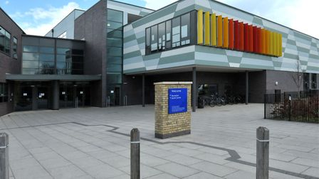 """Neale Wade Academy - the school has consolidated its """"good"""" rating from Ofsted.Picture: Steve Willia"""