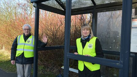Residents are fed up with years of watching their bus shelters fall into disrepair. Photo: Mike Rous