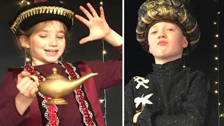 Youth Acts Up, based in Little Downham, will be performing their latest show Aladdin Trouble on Satu