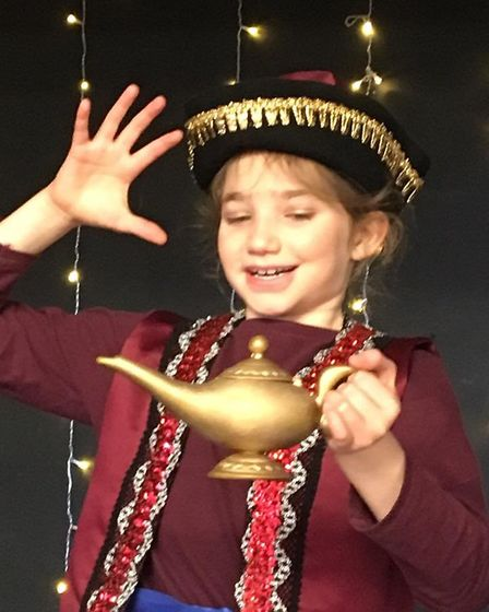 Youth Acts Up, based in Little Downham, will be performing their latest show 'Aladdin Trouble' on Sa