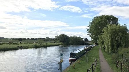 The Environment Agency put three plots of riverside mooring up for sale in Ely. The plots are the c