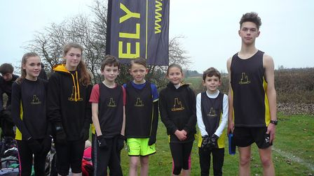 The Ely Runners took part in the March 'Winter Frostbite League', with their top runner coming in 8t