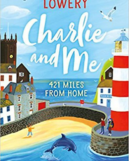 Ely St John's teacher, Mark Lowery, has released his seventh book 'Charlie and Me: 421 Miles from Ho