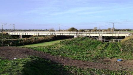 The six-span railway bridge between Ely and Littleport is set to be strengthened, closing services b