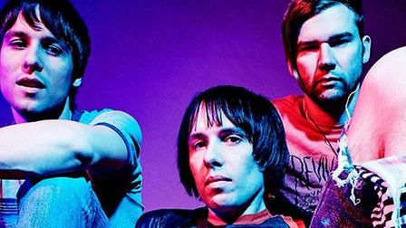 Indie band The Cribs will showcase material from their latest studio album 24-7 Rock Star Sh*t at th