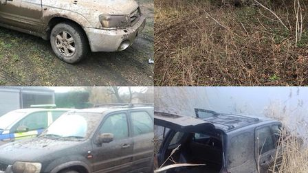 A further nine vehicles have been seized in Cambridgeshire in connection with hare coursing. PHOTO: