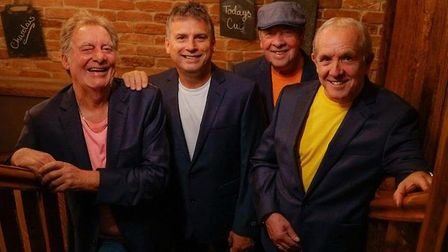 Three legendary 60s bands will perform at The Apex in Bury St Edmunds on Sunday January 14.