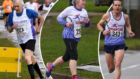 Fenland Running Club take on the Ely Runners 10k