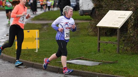 Fenland Running Club take on the Ely Runners 10k - Jane Greenwood