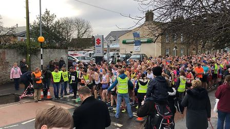 The results of the Ely Runners 10k are now in. Photo: Nicky Ester