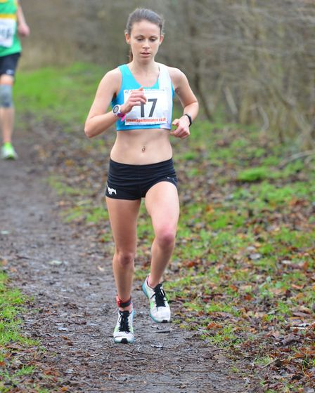 The results of the Ely Runners 10k are now in. Justine Anthony claimed the top spot in the women's r