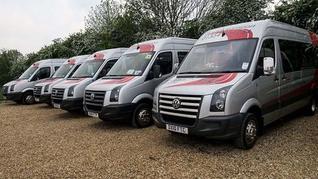 The Fenland Association for Community Transport (FACT) has set up limited companies and wants to off