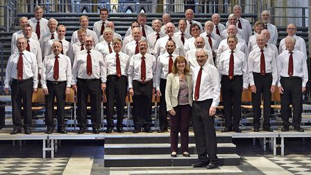A wonderful evening of song is promised at Peterborough Cathedral from Huntingdon Male Voice Choir.