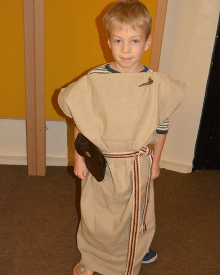 Romans at Ely Museum PHOTO: Michael Rouse