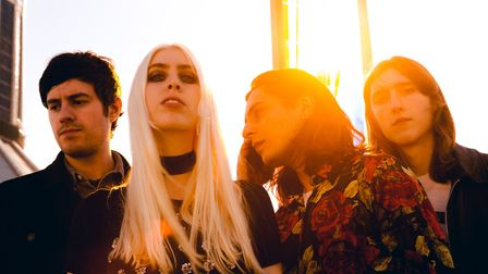 Alt-indie band INHEAVEN to play at the Portland Arms in Cambridge this Thursday