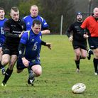March Bears in action against St Ives 2nds. Picture: IAN CARTER