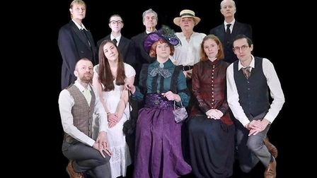 Ely Amateur Dramatic Society present The Importance of Being Earnest