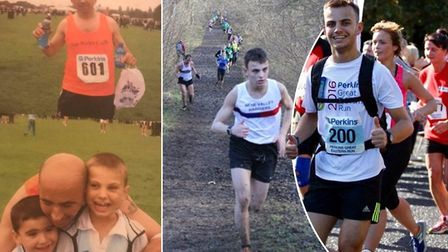 Whittlesey teen, Ben Harding, is preparing to race in the London Marathon this April.