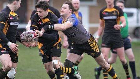 Tom Jackson for Ely Tigers PHOTO: Steve Wells