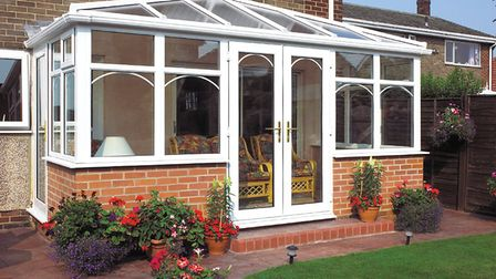 Super Seal, based in Wisbech, has more than 30 years' experience in fabricating and fitting home imp